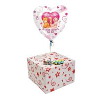 Gifts YOU & ME GARFIELD-GIFT BOXED-FREE PARTY POPPERS & BLOW HORNS