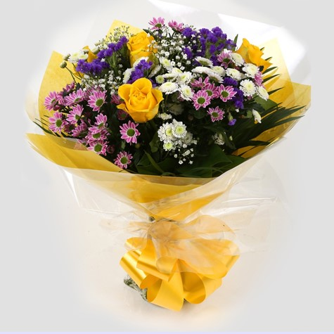 Charm Bouquet-Clear Savings-Clear Prices-FREE DELIVERY