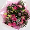 alternative image for Pink Crystal Bouquet-FREE DELIVERY