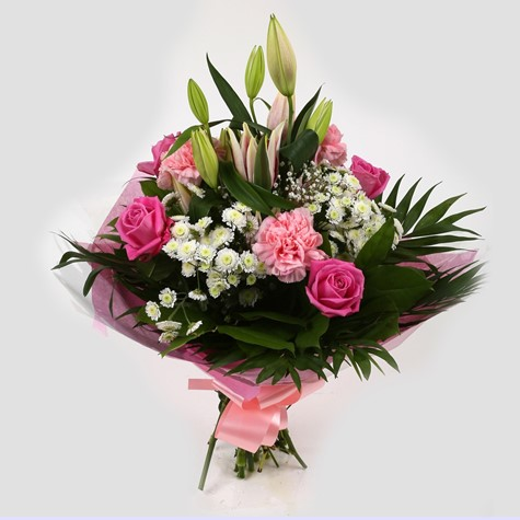 Strawberry Sundae Bouquet-Clear Savings-Clear Prices-FREE DELIVERY