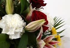 Scarlett Bouquet-FREE DELIVERY