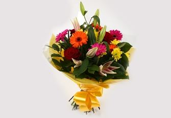 Jubilation Bouquet - FREE DELIVERY