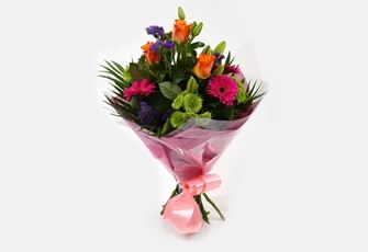Melody Bright Bouquet - FREE DELIVERY