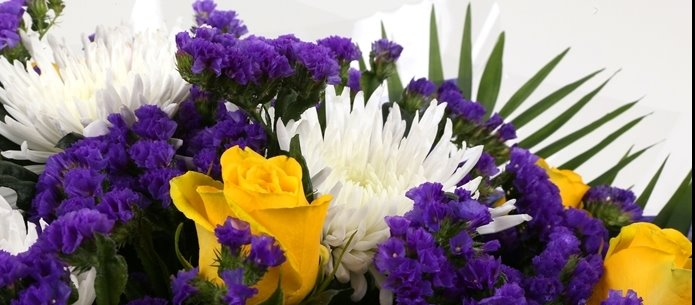 Purple Moon Bouquet - FREE DELIVERY