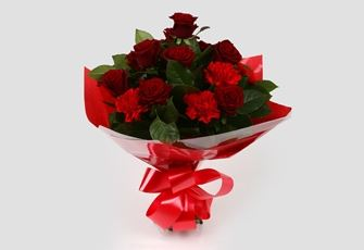 Heart Special Bouquet - FREE DELIVERY