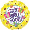 alternative image for GET WELL SOON BUGS-GIFT BOXED -FREE PARTY POPPERS & BLOW HORNS