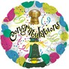 alternative image for CORK POPPING CONGRATULATIONS-GIFT BOXED-FREE PARTY POPPERS & BLOW HORNS