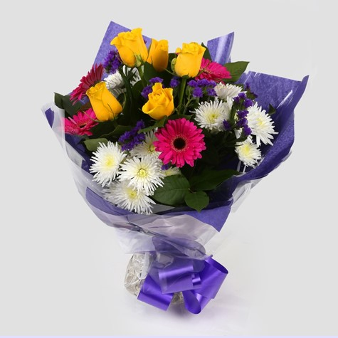 Starburst Bouquet - FREE DELIVERY-Clear Savings-Clear Prices-Compare The Qualityy