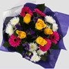 alternative image for Starburst Bouquet - FREE DELIVERY-Clear Savings-Clear Prices-Compare The Qualityy