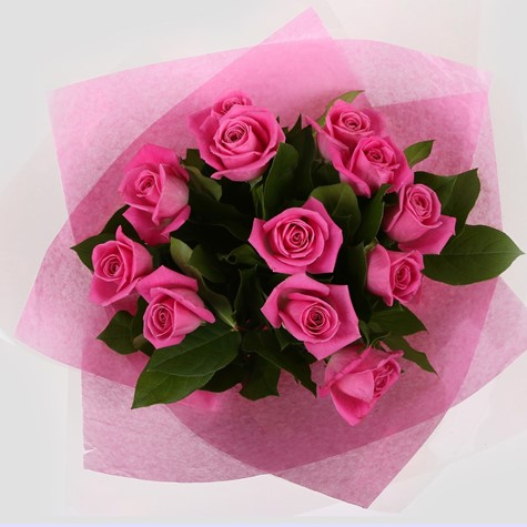 12 pink roses bouquet free delivery clear savings clear prices alternative image for 12 pink roses bouquet free delivery clear savings clear prices mightylinksfo