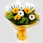 Yellow Cream Bouquet - FREE DELIVERY