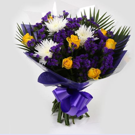 Purple Moon Bouquet - FREE DELIVERY-Clear Savings-Clear Prices-Compare The Quaility Purple Moon Bouquet