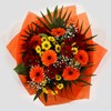 alternative image for Red Fall Bouquet -FREE DELIVERY