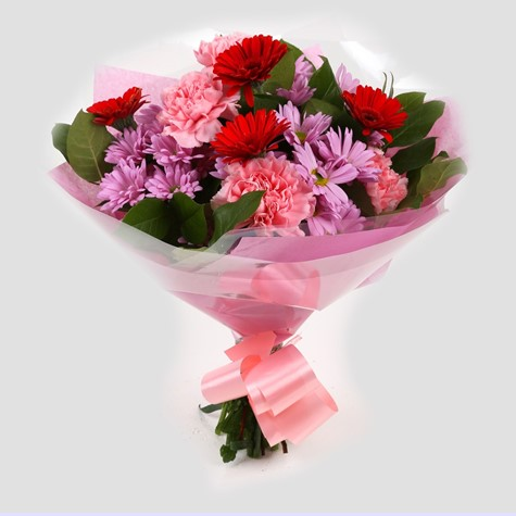 Pink Mystique Bouquet - FREE DELIVERY-Clear Savings-Clear Prices-Compare The Quaility