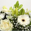 alternative image for White Petite Bouquet-Clear Savings-Clear Prices-FREE DELIVERY