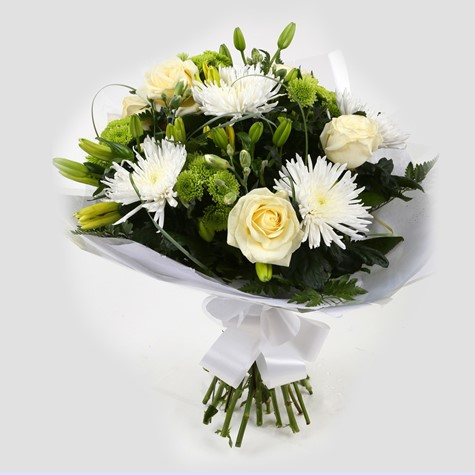 Golden Cream Bouquet-Clear Savings-Clear Prices-FREE DELIVERY