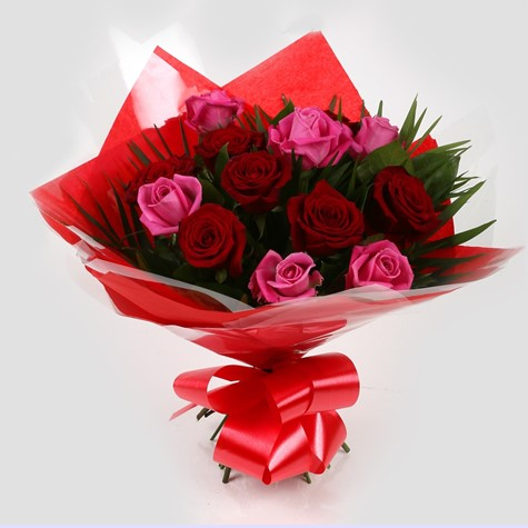Blush Roses - FREE DELIVERY-Clear Savings-Clear Prices-Compare The Quaility