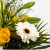 alternative image for Lemon & White Bouquet-Clear Savings-Clear Prices-FREE DELIVERY