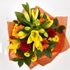 alternative image for Sunshine Orange Bouquet