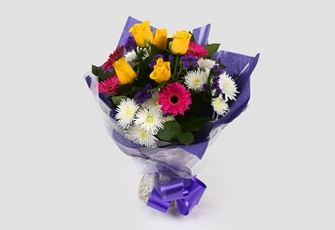 Starburst Bouquet-Clear Savings-Clear Prices-FREE DELIVERY