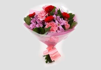 Pink Mystique Bouquet - Clear Savings-Clear Prices-FREE DELIVERY