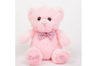 PINK PRINCESS GIRL BEAR